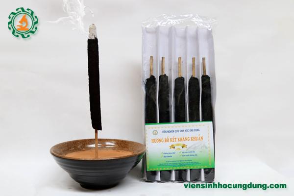 hương bồ kết kháng khuẩn xì gà