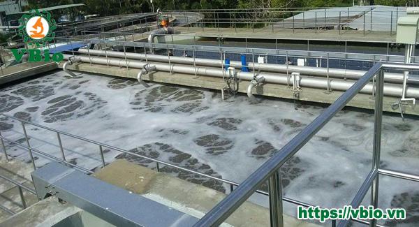 Sử dụng chế phẩm vi sinh để xử lý nước thải