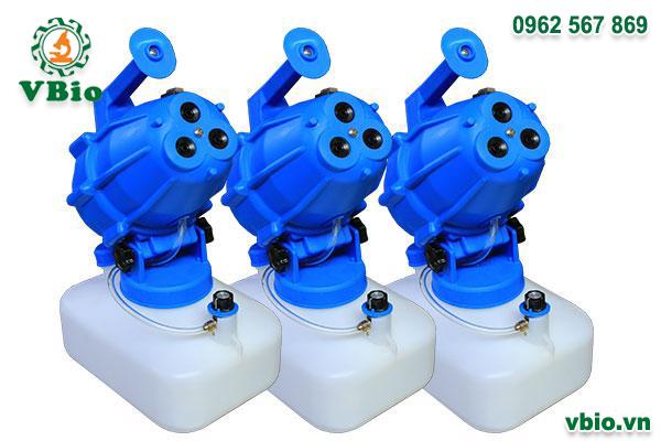 Combo 3 máy phun dung dịch khử trùng SUMO (3 đầu phun)
